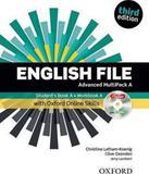 English File - Advanced - Multipack A - 03 Ed - Oxford