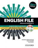 English file - advanced - multipack a with itutor and online skills - third edition - Oxford university press do brasil