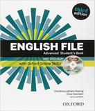 English File - Advanced - Student Book With Itutor And Online Skills - 03 Ed - Oxford
