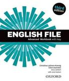 English File - Advanced - Workbook With Key - 03 Ed - Oxford