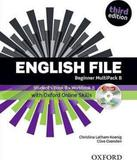 English File - Beginner - Multipack B With Itutor And Online Skills - 03 Ed - Oxford
