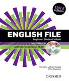 English File - Beginner - Student Book With Itutor - 03 Ed - Oxford