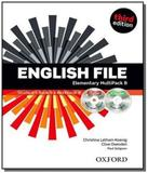 English file elementary multipack b itutor and ichecker - 3rd ed - Oxford