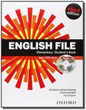 English File: Elementary Students Book With Dvd-rom - Oxford