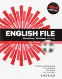 English file elementary wb with key and ichecker - 3rd ed - Oxford university