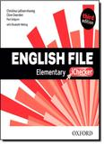 English File: Elementary Workbook - With Key and Ichecker - Oxford do brasil