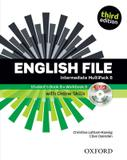 English file intermediate b multipack with online skills - 3rd ed - Oxford university