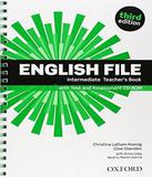 English File - Intermediate - Teachers Book With Test Assessment Cd-rom Pack - 03 Ed - Oxford
