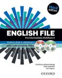 English file pre-intermediate a multipack with itutor and online skills - 3rd ed - Oxford university