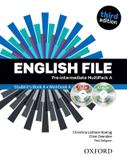 English file pre-intermediate a with itutor and ichecker - 3rd edition - Oxford university