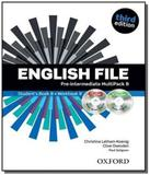 English file pre-intermediate b - third edition - Oxford