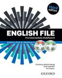 English file pre-intermediate b with  dvd-rom - 3rd edition - Oxford university