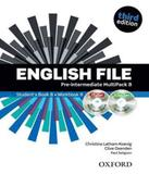 English File - Pre-intermediate - Multipack B With Itutor - 03 Ed - Oxford