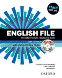 English file pre-intermediate sb with itutor and online skills - 3rd ed - Oxford university