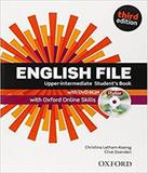English File - Upper-intermediate - Student Book W Itutor And Online Skills - 03 Ed - Oxford