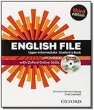 English file upper-intermediate students book wi01 - Oxford