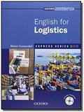 English for logistics - sb w/ multirom - Oxford