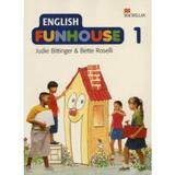English Funhouse Vol.1 Student Book - Macmillan do brasil - disal distribuidor
