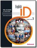 English id british 3 stds book - Moderna