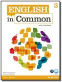 English In Common 3 Students Book  With Active Book Cd-Rom - Pearson