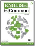 English in common 5 workbook - Pearson