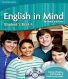 English In Mind 4 - Students Book With Dvd-rom - 02 Ed - Cambridge