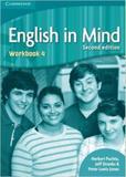 English in mind 4 - workbook - second edition - Cambridge university press do brasil