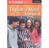 English In Mind Starter A - Student's Book - Workbook With Audio-Cd - CD-ROM - Cambridge university brasil