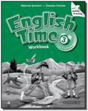 English time 3: workbook - with online pratice - Oxford