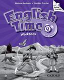 English time 4 - workbook with online practice pack - second edition - Oxford university press do brasil