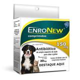 Enronew 150 Mg - Dpy C/ 10 Blisters - World pet