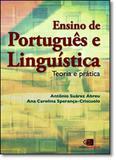 Ensino de Português e Linguística: Teoria e Prática - Contexto