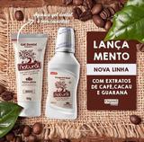 Enxaguatorio bucal suavetex extratos de cafe, cacau e guarana 250ml - Contente suavetex