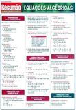 Equacoes algebricas - Resumao