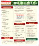 Equacoes Algebricas - Vol 20 - Barros  fischer
