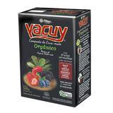 Erva Mate Yacuy Frutas Vermelhas 500g