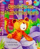 Esconde-esconde no aniversário do leopardo - Ciranda cultural