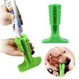 Escova Dentes Mordedor Canina Cao Pet Limpeza Remove Tartaro Cachorro Grande - Ideal