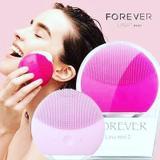 Escova Limpeza Facial Massageadora Esfoliação Recarregável - Forever