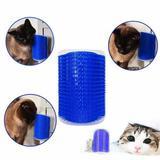 Escova Massagem Tira Pelos Parede Gato - Pet import