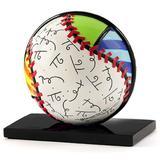 Escultura Bola Baseball - Romero Britto - Trevisan