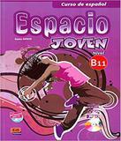 Espacio Joven B1.1 - Libro Del Alumno Con Cd - Edinumen