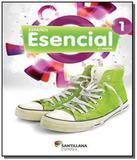 Espanol esencial 1 - acompanha cd rom           01 - Moderna - didaticos