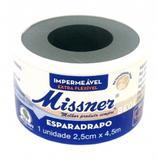Esparadrapo Impermeavel Bege 2,5cmx4,5m Missner