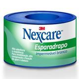 Esparadrapo Impermeável Nexcare Branco 50mm x 3m - 3m do brasil