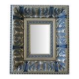 Espelho Moldura 16162 Dourado Art Shop