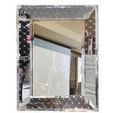 Espelho Veneziano Bisotado Decorativo Sala Quarto ALS 54 - Allstate