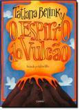 Espirro do vulcao, o - Saraiva paradidaticos  infantil