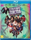 Esquadrao Suicida (Blu-Ray) - Warner home video