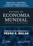 Estado da economia mundial - Desafios e respostas - Seminário em homenagem a Pedro Malan